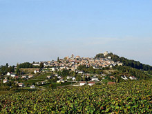 Le village de Sancerre